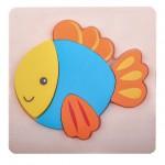 D A2365 ROMPECABEZAS FISH