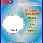 OCTAGONO ACHAPARRADO