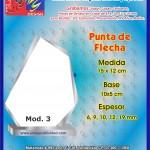 PUNTA DE FLECHA