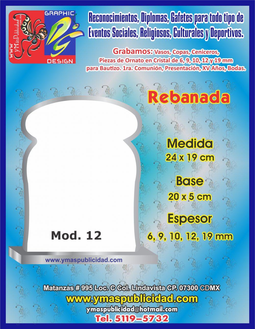 REBANADA