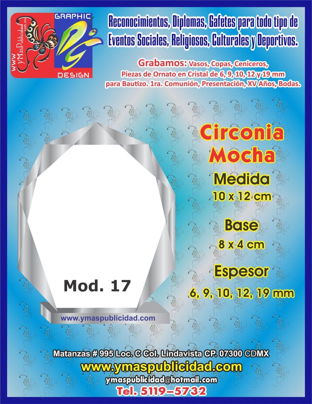 CIRCONIA MOCHA